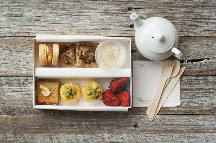 Egg's new breakfast box....