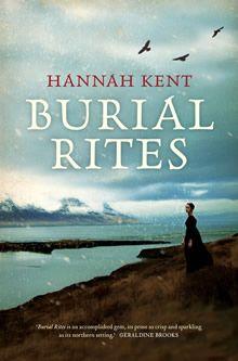 Hannah Kent - Author - Burial Rites