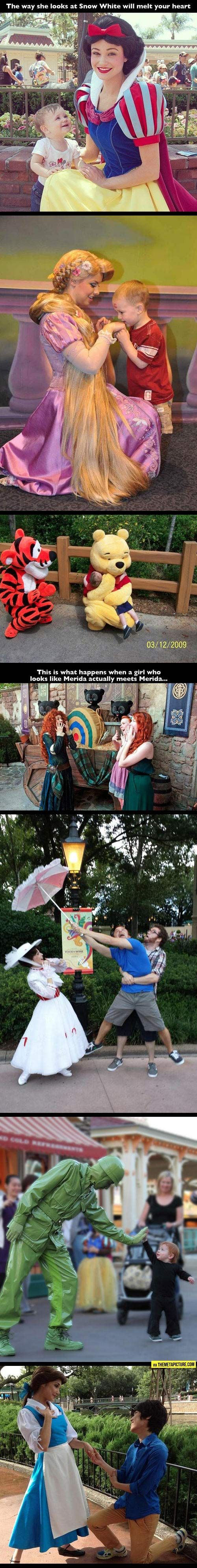 Disney is a Magical Place…
