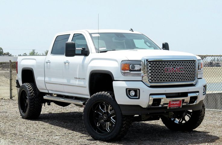2015 GMC Sierra 2500HD CST Suspension 8-inch Lift Install
