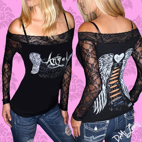 Popular Fallen Angel Clothing Buy Cheap Fallen Angel: 44 Best Angel Clothes Images On Pinterest