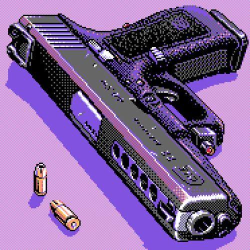 8-bit glock