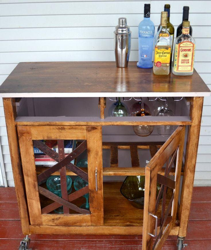 Diy Build A Bar Cabinet: Best 25+ Small Home Bars Ideas On Pinterest