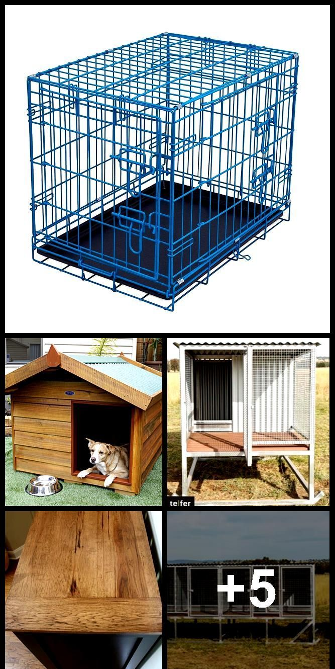 Double Door Steel Crate Collapsible And Foldable Wire Dog Kennel