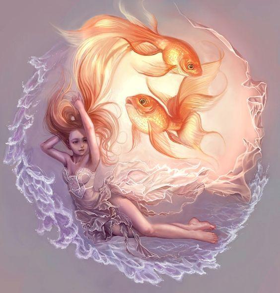 Pisces princess