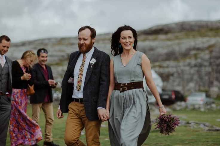 Kate & Sean // A Vow renewal ceremony at The Burren, Ireland. » Destination Wedding Photographer   Scotland   Europe   Worldwide // The Kitcheners