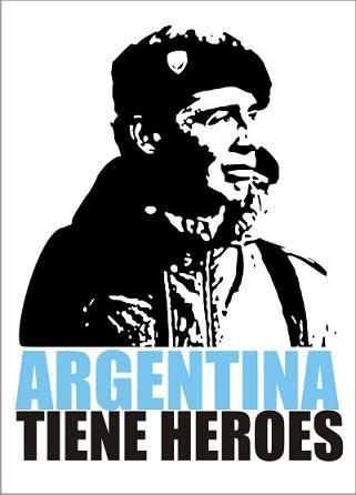Argentina tiene Héroes - Tte Roberto Néstor Estévez - Regimiento de Infantería 25.