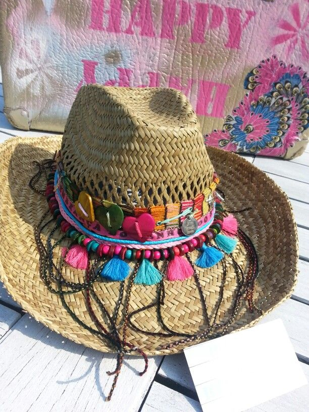 Ibiza Hats made by Cloe