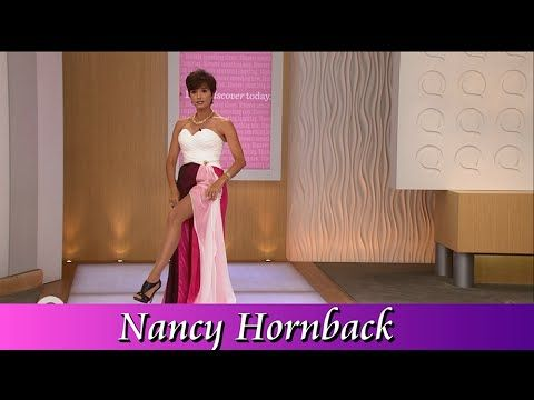 QVC Host Nancy Hornback - YouTube