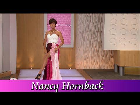 QVC Host Nancy Hornback - YouTube