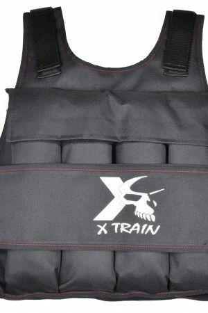 Xtrain Súlymellény  WWW.XTRAIN.HU