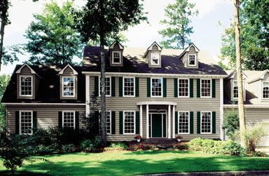 42 best great exterior color combos images on pinterest for Siding and shutter combinations
