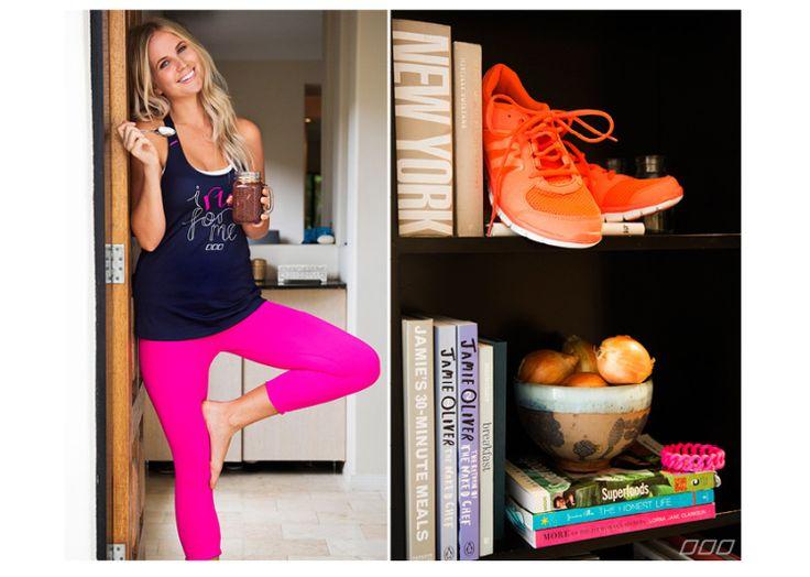 MNB Living: Angela Simson | Move Nourish Believe