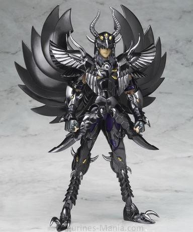 Figurine Eaque du Garuda - #MythCloth #Bandai - #SaintSeiya