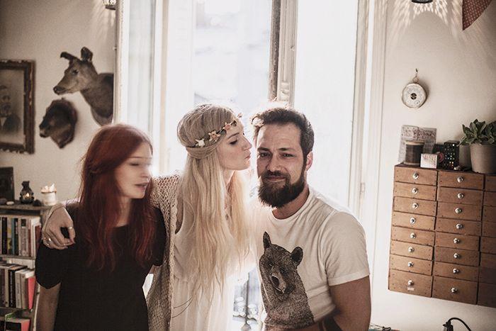 Clara, Mia & Jean-Baptiste