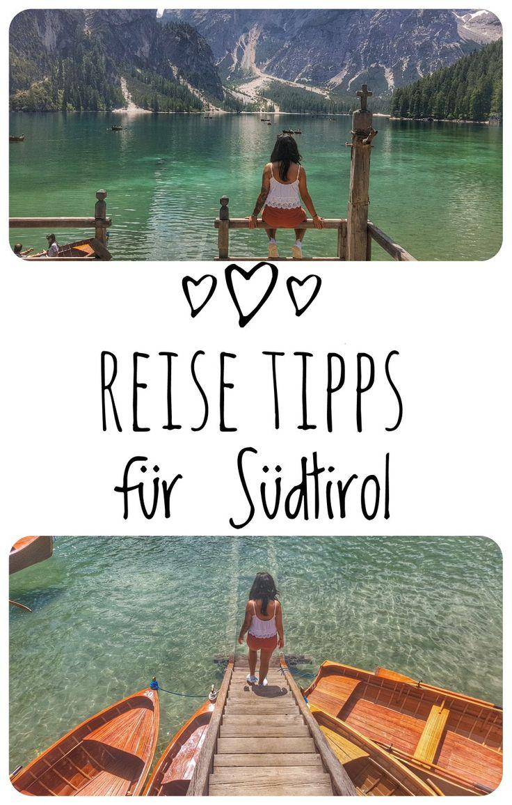 Die besten Insider Tipps für deinen Urlaub in Südtirol!