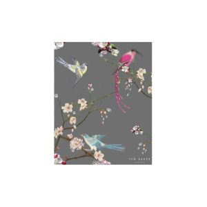 BCT47605-Ted-Baker-Flight-of-the-Orient-Grey-ArTile-200mm-x-250mm  #TedBaker #tiles #kitchen #interiors