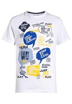 Tiffosi - MARROCOS - Camiseta print - white
