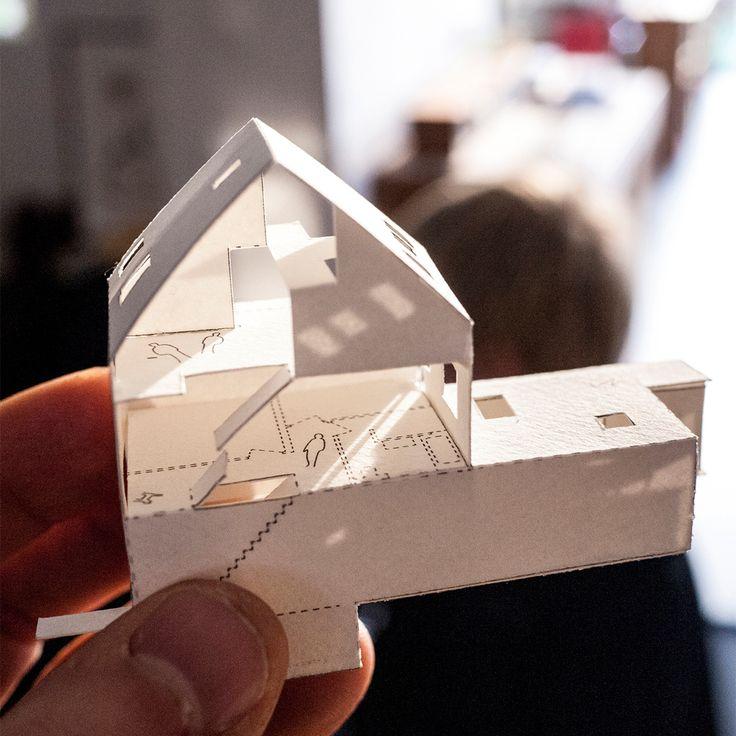 A House unfolded by Iwert Bernakiewicz