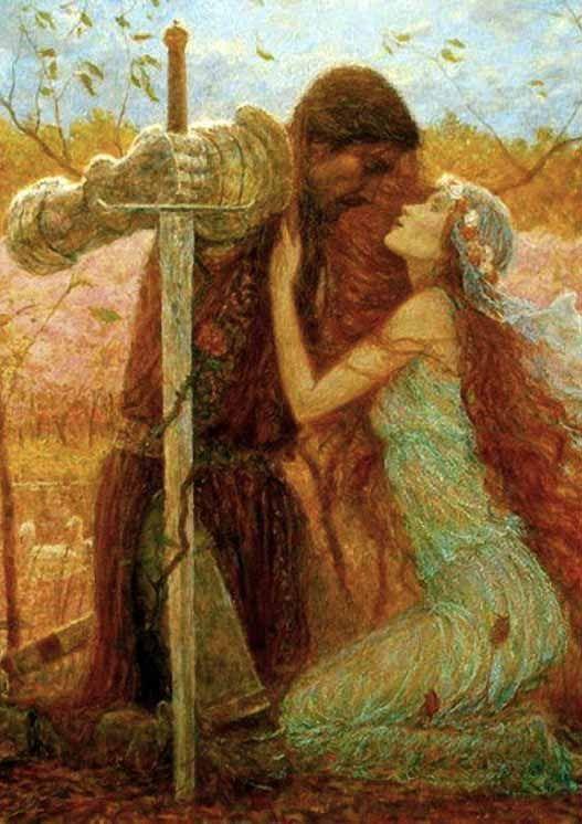 Tristan & Isolde - by Marc Fishman