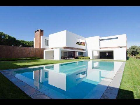 Contemporary Exclusive Villa In Madrid