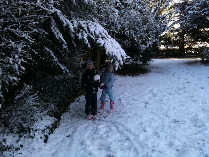 That snowy XMAS