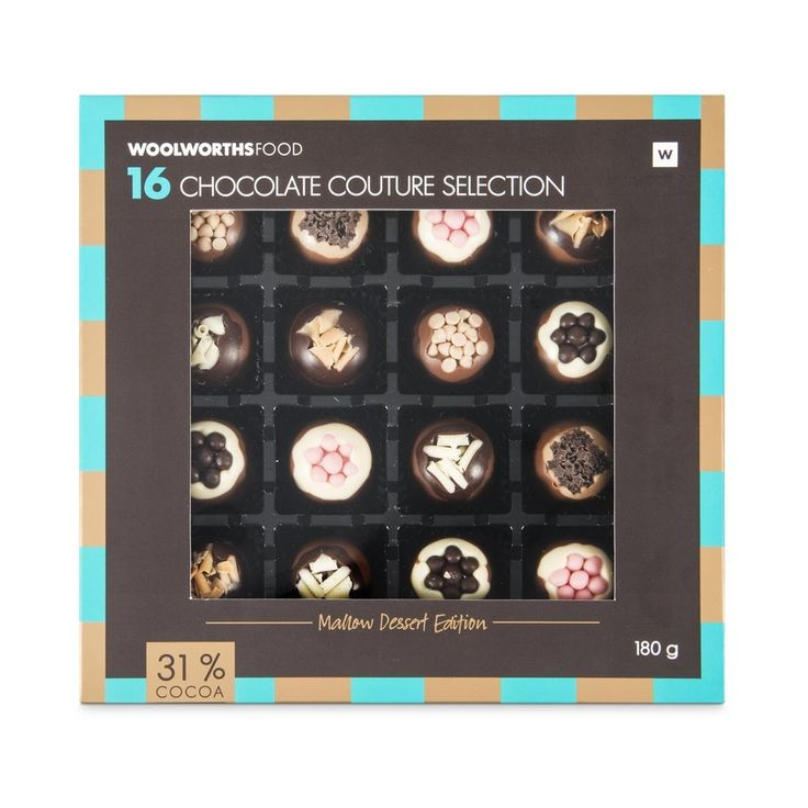Chocolate Couture Selection 180g