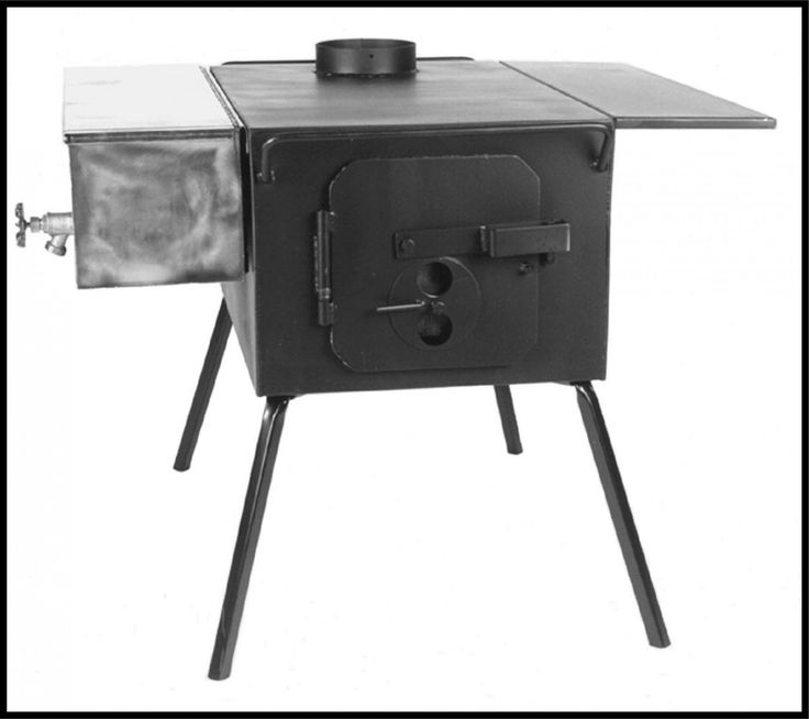 Five Dog Dx Camp Wood Stove Is A Great Camp Stove For Your