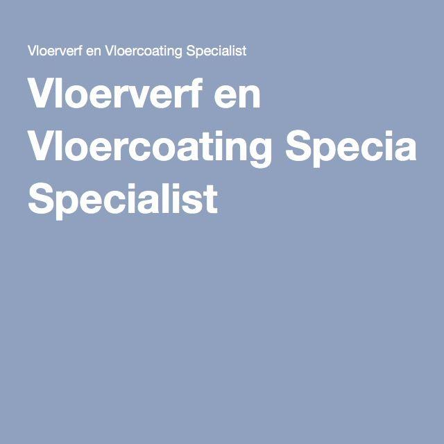 Voor het schilderen van vinyl, laminaat, marmoleum, linoleum, beton, tegel en houten vloeren -Vloerverf en Vloercoating Specialist
