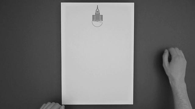 I Love Cities - NYC BROOKLYN - 1st chapter by Matthieu GADIN (SICK). Motion du premier volet de la série I LOVE CITIES *
