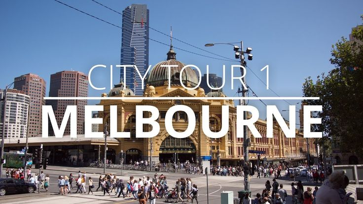 Melbourne Tour 1 (Queen Victoria Market and etc)