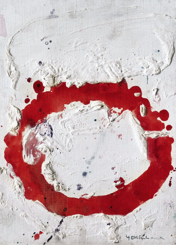 the gutai seen through a zen Gutai art manifesto and marble, which through a meaningless act of signification by humans we are surprised to see the emergence of a space previously.