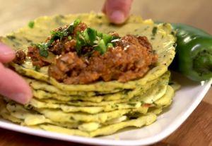 Maak deze ultra gezonde glutenvrije tortilla's met dit verassende ingredient!