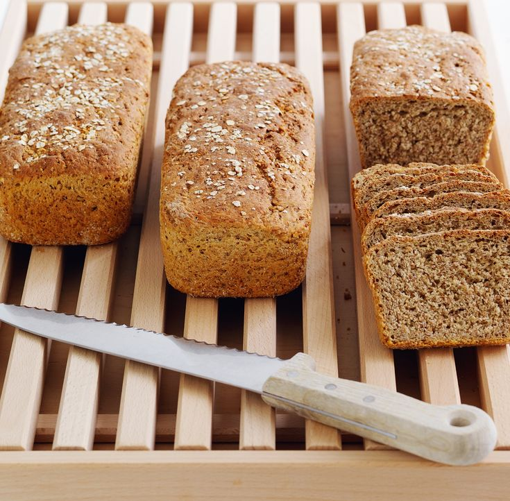 Klikk her for oppskriften på et grovt, saftig og godt brød.