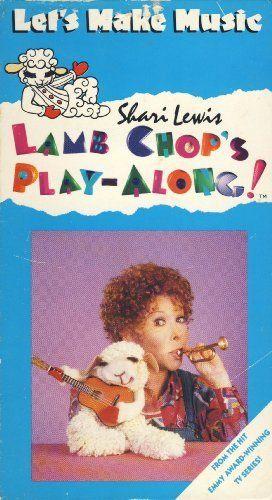 Shari Lewis Lamb Chop's Play-Along Let's Make Music VHS Tape ~ Shari Lewis, http://www.amazon.com/dp/6302824079/ref=cm_sw_r_pi_dp_zFJatb1QF1MHE