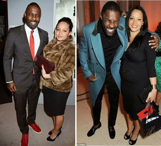 who is actor idris elba dating Reason haven't