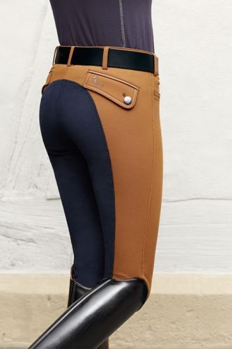 New Pikeur Jasha Mustard Navy - just ove these!