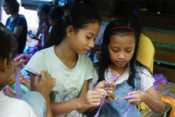 Merajut Indonesia – Merajut dari sabang sampai merauke
