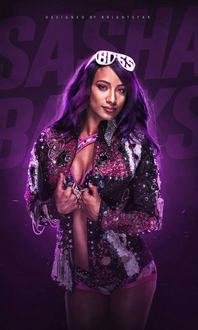 "Картинки по запросу ""Sasha Banks WWE"""
