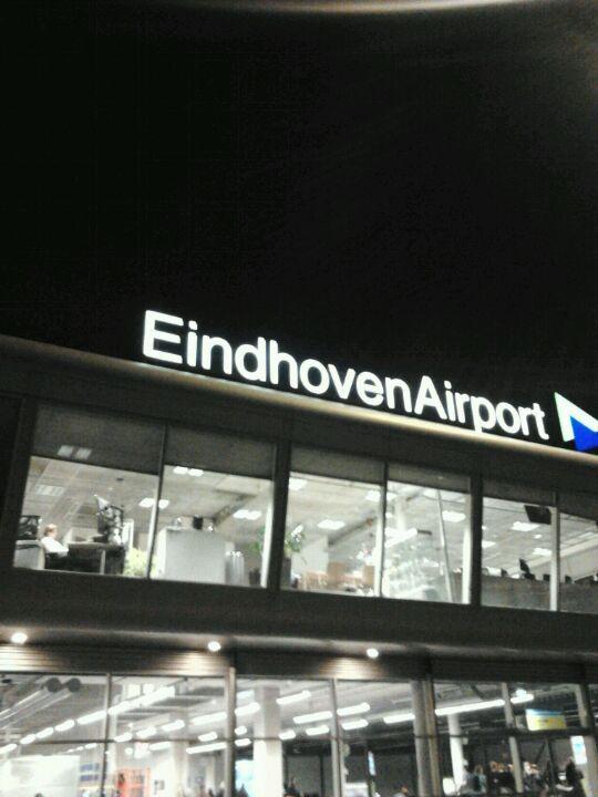Eindhoven Airport (EIN) en Eindhoven, Noord-Brabant