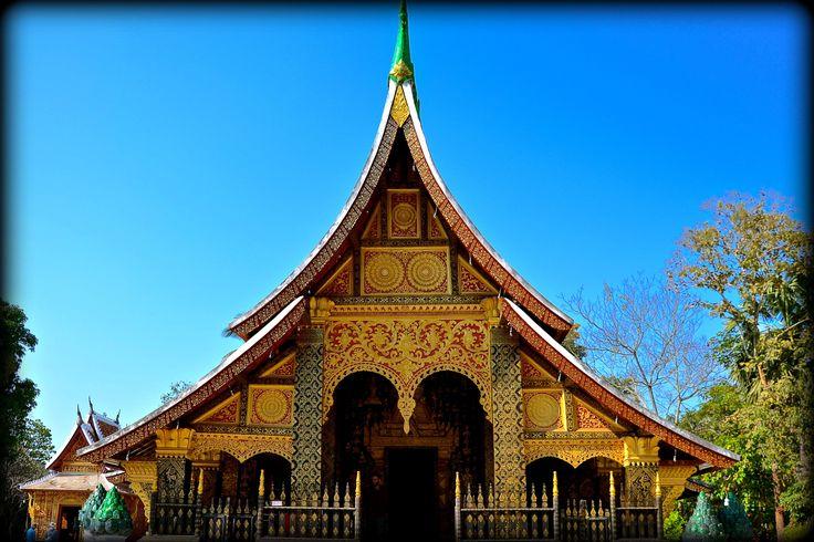 Luang Prabang: Wat Xieng Thong