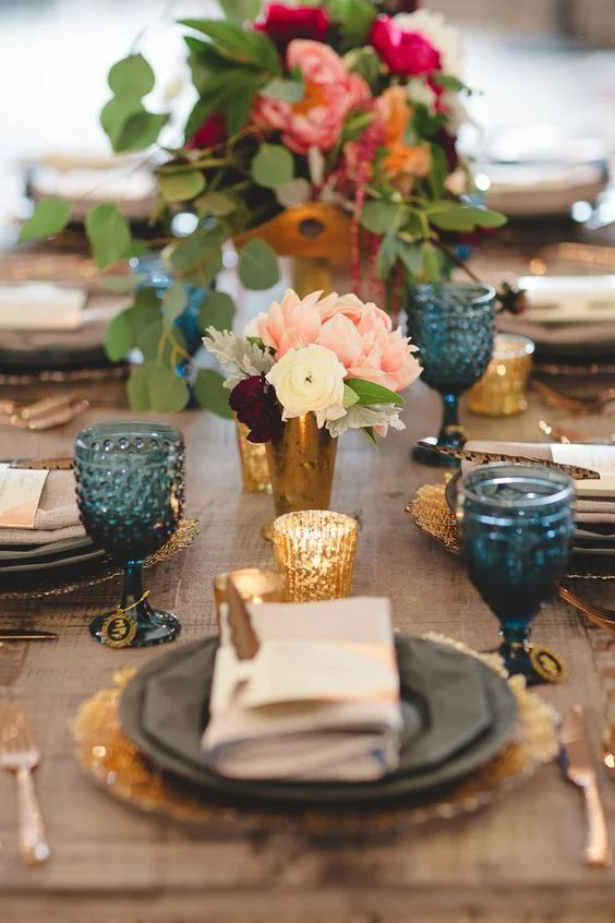 Kelly Martin Interiors Blog - The Art of Tablescapes