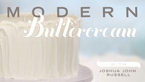Modern Buttercream by Joshua John Russell