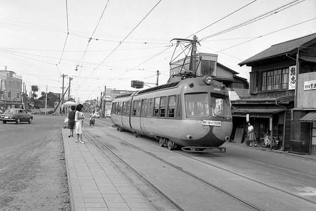 地方私鉄 1960年代の回想: 玉電 瀬田の交差点