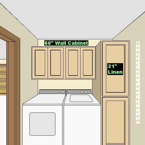 Bathroom Laundry Room Combo Floor Plans small bathroom remodel ideas laundry room pinterest toilets bathroom remodeling and bathroom laundry Laundry Room Design Picture With 60 Inch Wall Cabinet And 21 Inch Linen