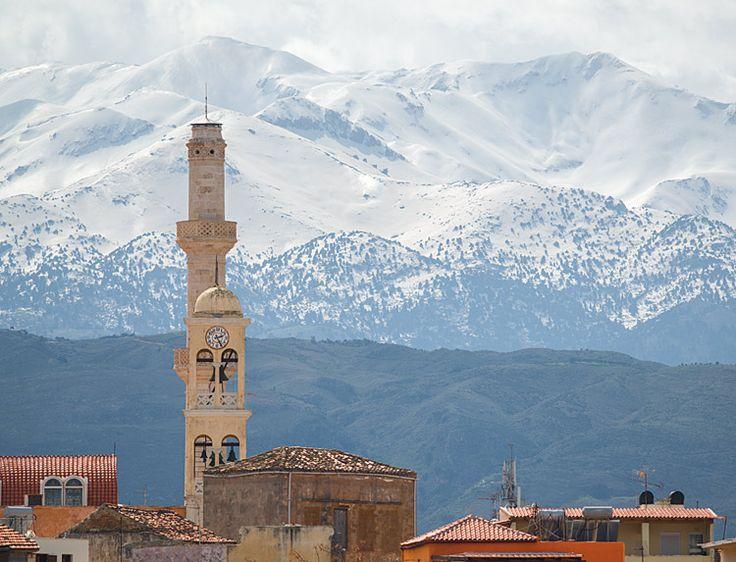 Church of Agios Nikolaos in Splantzia, Chania -  click on the image to enlarge