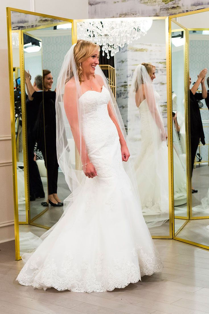 21 best say yes to the dress canada season 1 images on pinterest aleksandra says yes to the dress ombrellifo Images