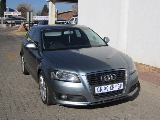 2010 Audi A3 2 TurboR199900,00Finance available with all the major banks, Trade In's Accepted.Contact: Samantha: 072 211 2339 or email: samanthe@subaru-centurion.co.zaFor more information