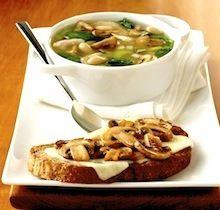 Iron Tender Restaurant Steak Soup (using sirloin steak cubes and ground beef) - Recipelink.com