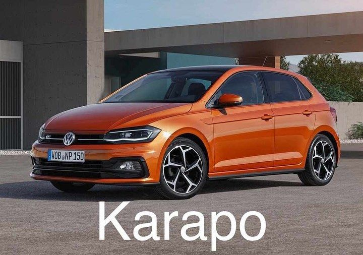Vw Polo 2020 Karapo Petrol Versions Volkswagen Polo 6 2020 1 0 Mpi 65 Hp Paired With 5 Manual Vw Polo 2020 K Volkswagen Polo Vw Polo Volkswagen Polo Gti